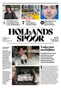 Buurtkrant Hollands Spoor juni 2020